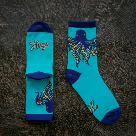 AVAILABLE FOR PREORDER, Ruby Star Society Merch, Novelty Socks