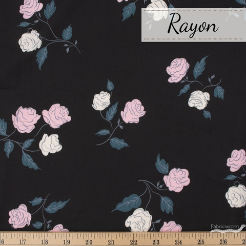 Ruby Star Society, Rayon 2019, Steno Roses Black