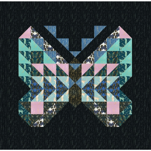 Ruby Star Society, Sewing Pattern, Swallowtail Quilt