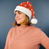 Ruby Star Society, Sewing Project Pattern, Flurry Santa Hat