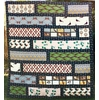 Rural Backyard Quilt Kit Featuring Charley Harper Backyard