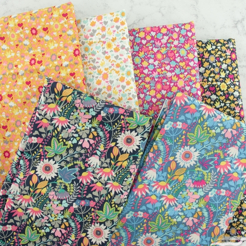 Sally Kelly for Windham, Solstice, Flower Bed Multi