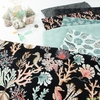 Sarah Gordon for FIGO, Sea Botanica, Sea Life Black