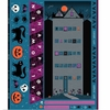 "Sarah Watts for Ruby Star Society, Candy Please, Halloween Countdown Large Project Panel (60"" x 73"")"