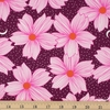Sarah Watts for Ruby Star Society, Crescent, Night Bloom Purple Velvet