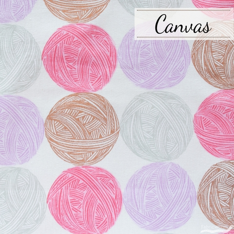 Sarah Watts for Ruby Star Society, Purl Canvas, Wound Up Natural Metallic