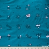 Sarah Watts for Ruby Star Society, Purl, Charms Dark Teal