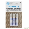 Schmetz, Machine Needles, Jersey/Ballpoint Assortment