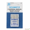 Schmetz, Machine Needles, Universal Assortment