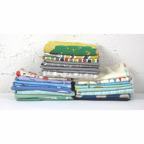 Scrap Pack - Gender Neutral (2 Yards by Weight)