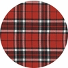 Sevenberry for Robert Kaufman, Classic Plaid TWILL, Red