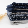 Sevenberry for Robert Kaufman, Nara Homespun, Static Dot Indigo