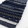 Sevenberry for Robert Kaufman, Nara Homespun, Static Indigo