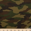 Sevenberry for Robert Kaufman, Twill Camouflage Olive
