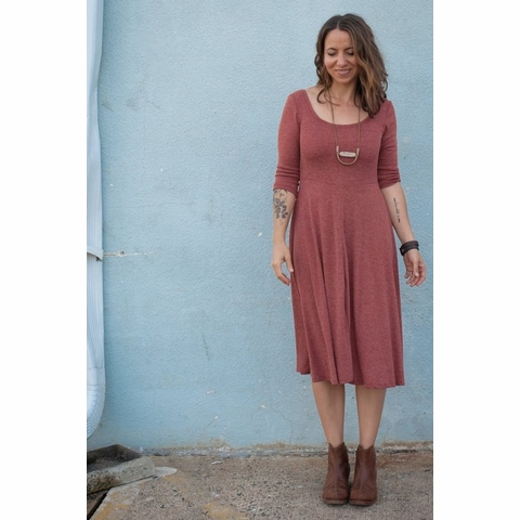 Sew Liberated, Sewing Pattern, Stasia Dress
