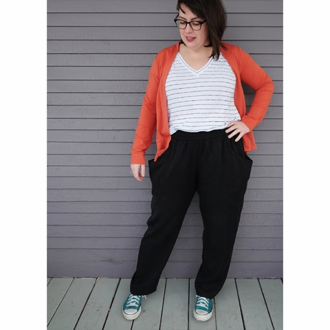 Sew Liberated, Sewing Pattern, Arenite Pants