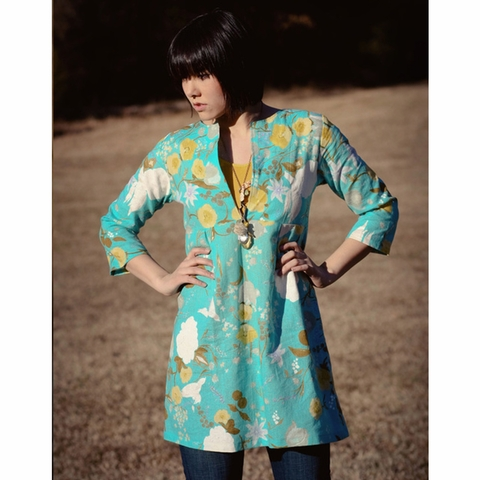 Sew Liberated, Sewing Patterns, Schoolhouse Tunic