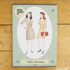 Sew Over It, Sewing Patterns, 1940's Tea Dress