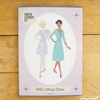 Sew Over It, Sewing Patterns, 1940's Wrap Dress
