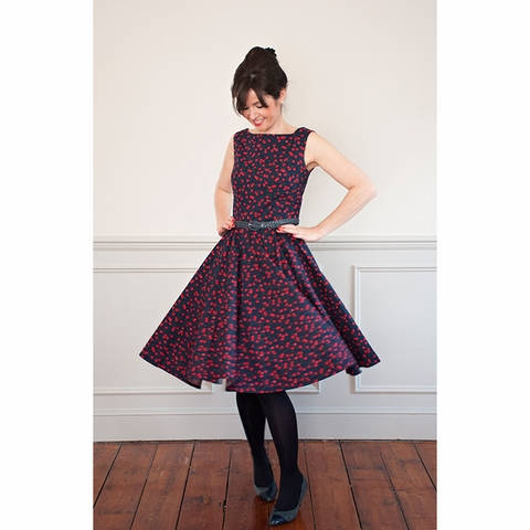 Sew Over It, Sewing Patterns, Betty Dress