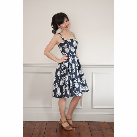 Sew Over It, Sewing Patterns, Rosie Dress