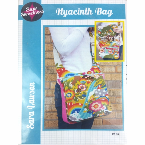 Sew Sweetness, Sewing Pattern, Hyacinth Bag