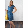 Sew To Grow, Sewing Pattern, Meridan Knit Dress
