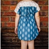Sew To Grow, Sewing Pattern, Mini Bondi Top and Dress