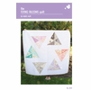 Sewing Pattern, Violet Craft, The Flying Falcons Quilt