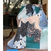 Sewing Tutorial & Free Pattern|Cats On Cats Quilt By Arleen Hillyer For Birch Fabrics