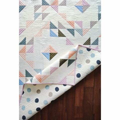 Sewing Tutorial & Free Pattern | Indian Summer Quilt from Birch Fabrics by Suzy Quilts