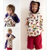 Sewing Tutorial & Free Pattern | Maritime Hoodie by The Crafty Kitty