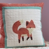 Sewing Tutorial|The Fox Says Pillow by Plum and June