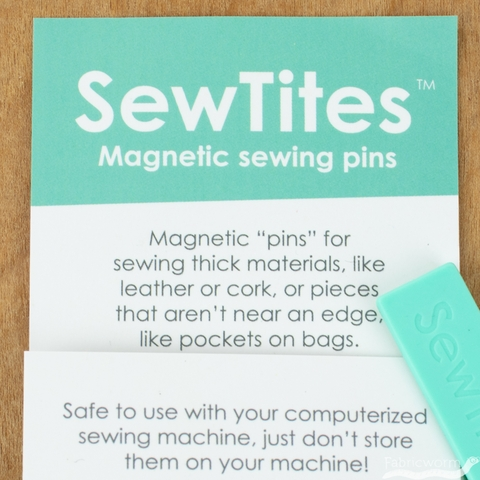SewTites, Magnetic Sewing Pins, Original 10-pack