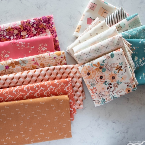 Sharon Holland for Art Gallery, Bookish Precut FAT QUARTERS 16 Total