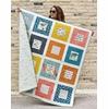Squared Quilt Kit Featuring Trans-Pacific