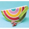 Stacy Iest Hsu for Moda, Cut Sew Create, Rainbow Zipper Pouch Project Panel