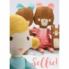 "Stacy Iest Hsu for Moda, Home Sweet Home, Cut and Sew Dolls (36"" Panel)"