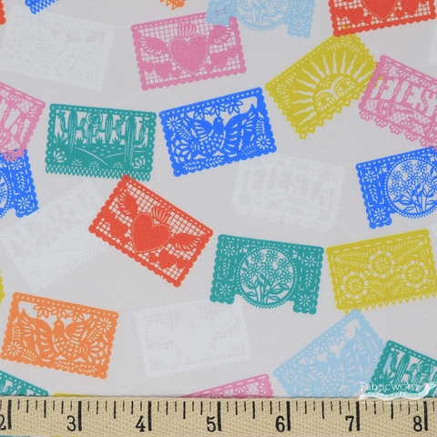 Stacy Peterson for Blend, Fiesta, Banderas Grey