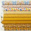 Striped Pear Studio for Windham, Sweet Oak, Ochre in FAT QUARTERS 9 Total (PRECUT)