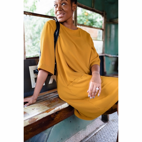 Style Sew Me, Sewing Pattern, Erin Dress