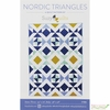 Suzy Quilts, Sewing Pattern, Nordic Triangles Quilt