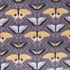 Sweetfire Road for Moda, Through the Woods, Butterfly Prisms Charcoal