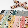 Sylvia Takken for Cotton and Steel, In Bloom, Entire Collection PRE-CUT Fat Quarter Fabric Roll