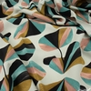 Sylvia Takken for Cotton and Steel, In Bloom Rayon, In Bloom Aqua