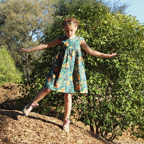 Teagan White for Birch Organic Fabrics, Best of Teagan White, Nature Hike