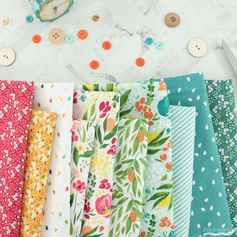 Tessie Fay for Windham, Cora Bundle 10 Total