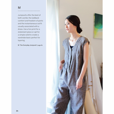 The Nani Iro Sewing Studio Book: 18 Timeless Patterns