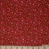 The Printed Peanut for FIGO, Wintertide, Holly Red