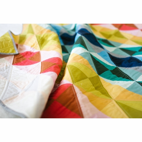 Then Came June, Sewing Pattern, Dusk to Dawn Quilt